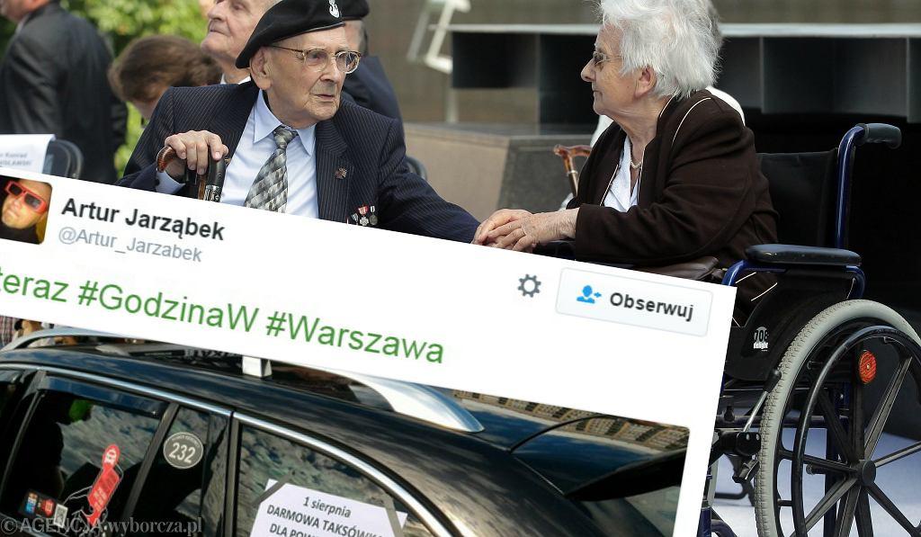 Obchody 72 Rocznicy Powstania Warszawskiego
