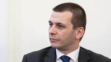 Marcin Konrad Jaroszewski, dyrektora Liceum im. Śniadeckiego