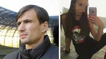 'Cassandra' oskarża byłego piłkarza Jarosława Bieniuka o brutalny gwałt.