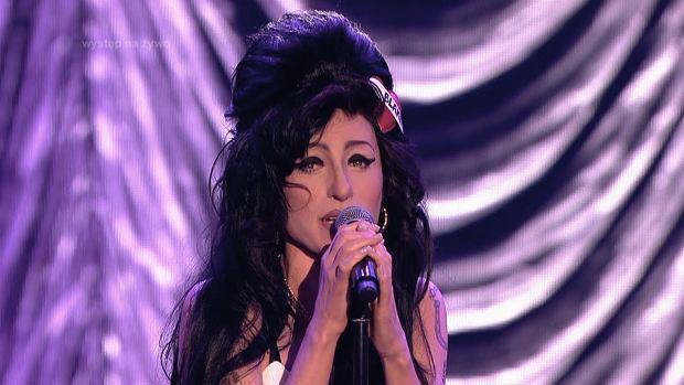 Your Face Sounds Familiar - Katarzyna Dąbrowska as Amy Winehouse - Twoja Twarz Brzmi Znajomo
