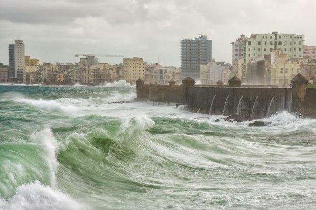 Kuba w październiku