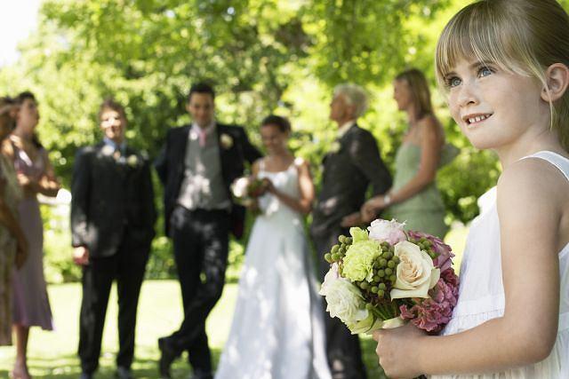 Dzieci na weselu: przeszkadzają czy nie?