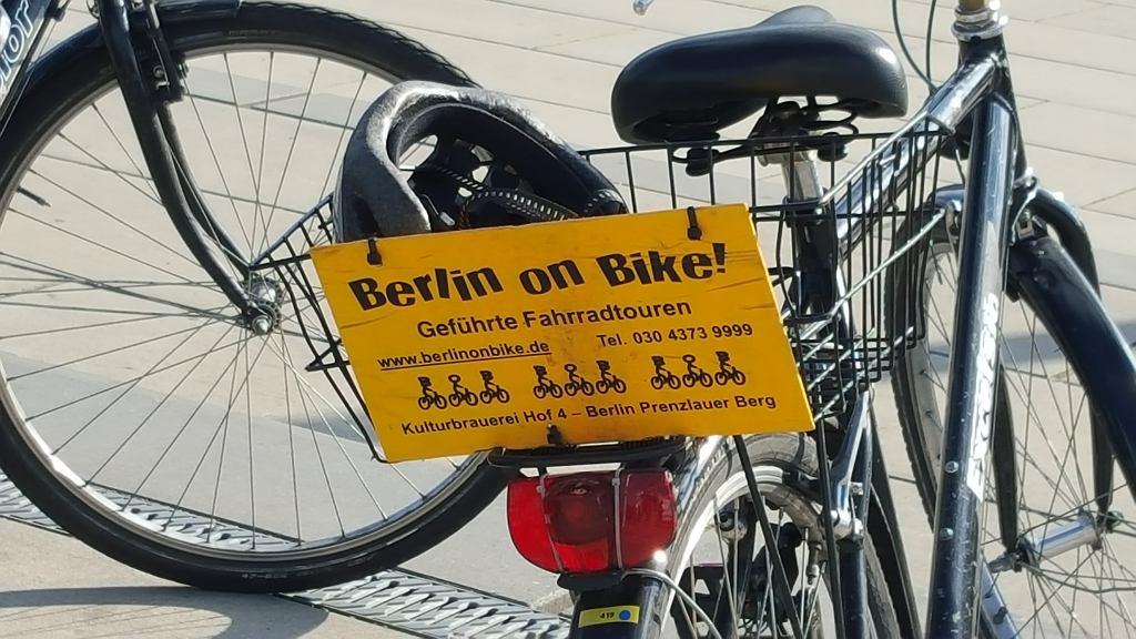 wypożyczalnie rowerów w Berlinie