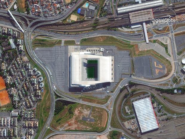 Corinthians Area