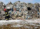 Śmieci przejadą granicę. Ile ton śmieci i skąd przywieziono do Polski?
