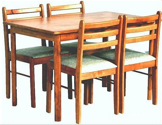 Meble Do Jadalni Stół I Krzesła 9 Najtańszych Zestawów Na