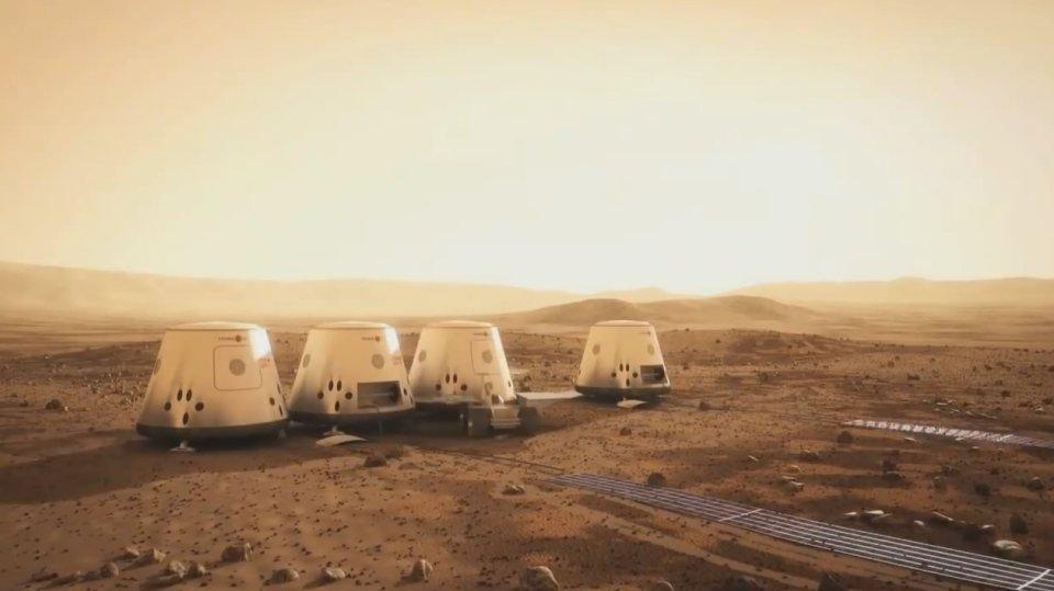 Zdjęcie numer 1 w galerii - Podróż na Marsa? Będzie trudniej. Promieniowanie uszkodzi mózgi astronautów