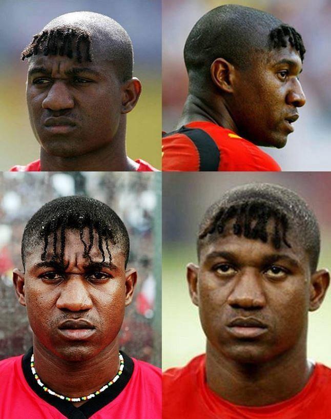 Piłkarze Zmieniają Fryzury Totalne Szaleństwo Mś Mundial