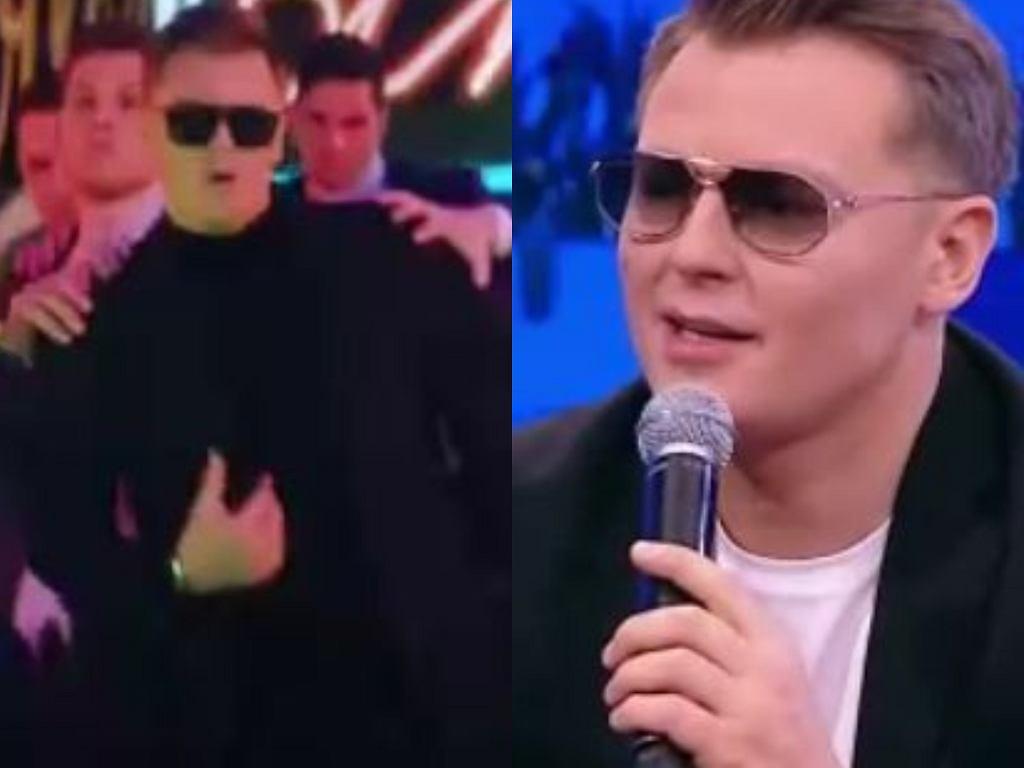 Rafał Brzozowski jedzie na Eurowizję