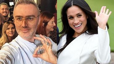 George Northwood i Meghan Markle