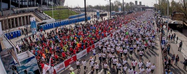 orlen warsaw marathon, maraton, bieganie, bieg, start