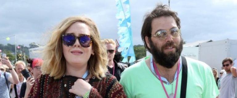 Rozwód Adele i Simona Koneckiego. Gwiazda chce, by sprawa miała charakter prywatny