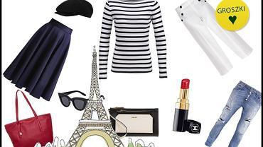 Bluzka w paski - lekcja francuskiego stylu
