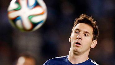 <b>Leo Messi</b> - gwiazdor reprezentacji Argentyny i Barcelony