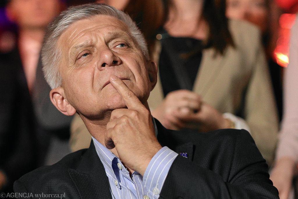 .Wieczor Wyborczy Koalicji Europejskiej w Lodzi