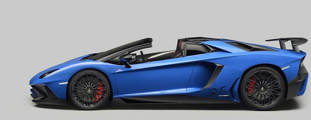 Lamborghini Aventador LP 750-4 Superveloce Roadster
