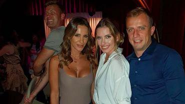 Artur Boruc i Kamil Grosicki imprezują w Londynie. Były z nimi seksowne żony