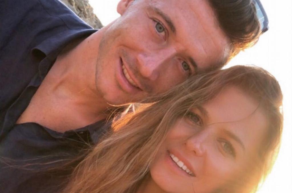 Anna Lewandowska złożyła urodzinowe życzenia Robertowi Lewandowskiemu. Fani: 'Ma chłop szczęście, że żona tak go kocha'
