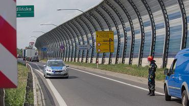 Trasa S8. Powstaną dwa systemy odcinkowych pomiarów prędkości