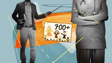 500 Plus zmieni się w 700 Plus?