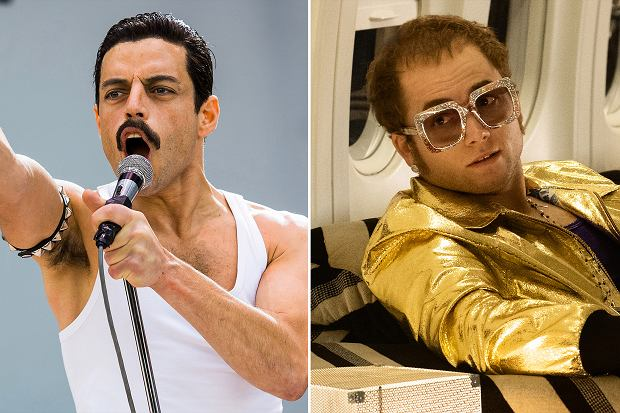 'Rocketman' vs 'Bohemian Rhapsody'