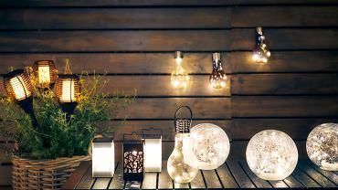Lampy ogrodowe tworzą niezwykły nastrój miejsca