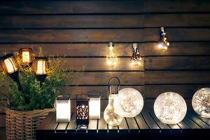 Świetlisty ogród: wybieramy lampy ogrodowe