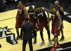 Finały NBA. Niesamowita kwarta Spurs. James przegrał z własnym ciałem