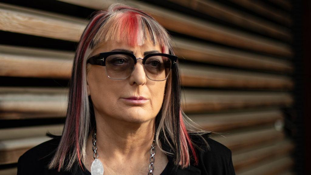 Magda Jethon, była dyrektor radiowej Trójki, redaktor naczelna Radia Nowy Świat