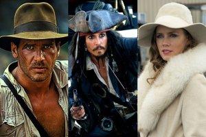 Harrison Ford, Johnny Depp, Amy Adams