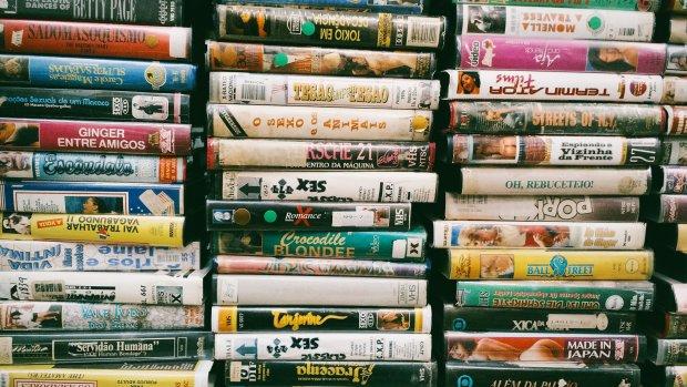Porno na VHS