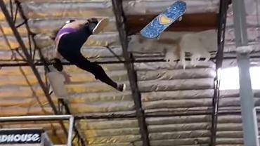 Fatalny wypadek Sky Brown podczas treningu