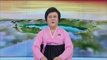 Ri Chun Hi zapowiada materiał o spotkaniu Trump-Kim
