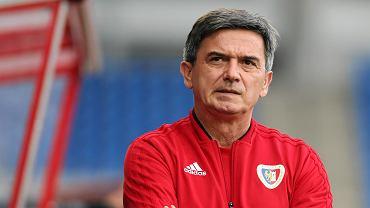 Trener Waldemar Fornalik