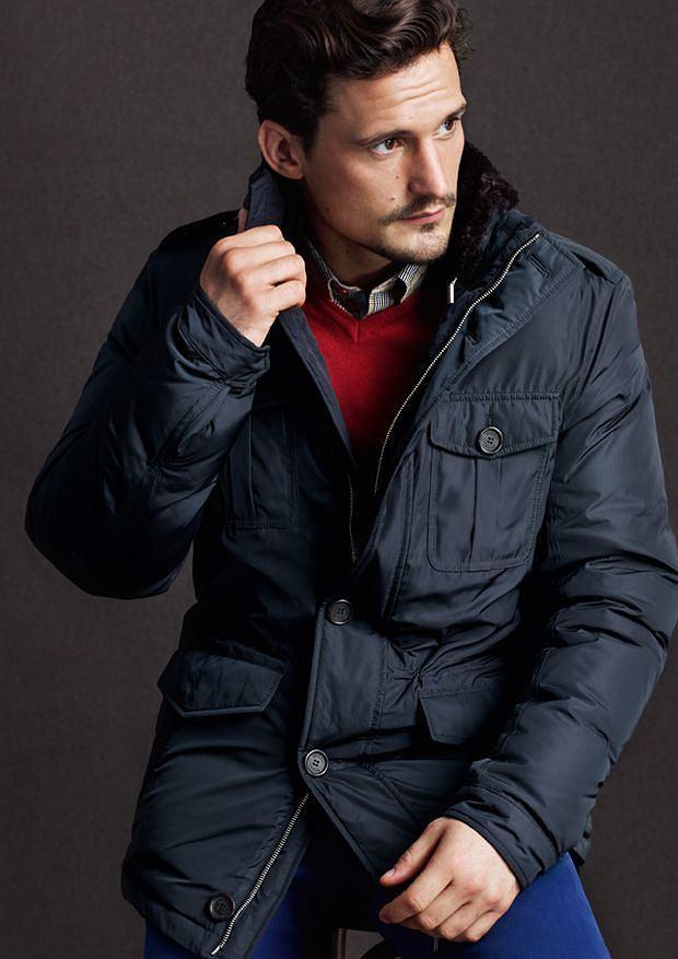 Kurtka z kolekcji Digel, moda męska, kurtki, płaszcze