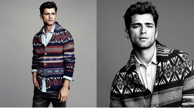 Sweter z kolekcji H&M. Cena: ok 140 zł