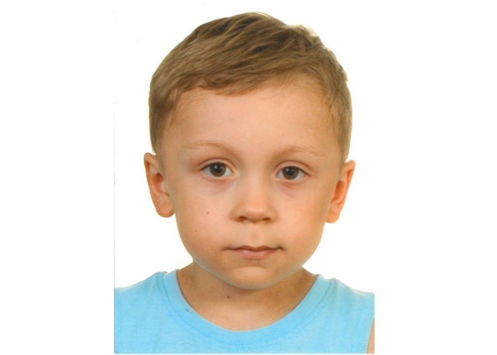 Zaginął 5-letni Dawid