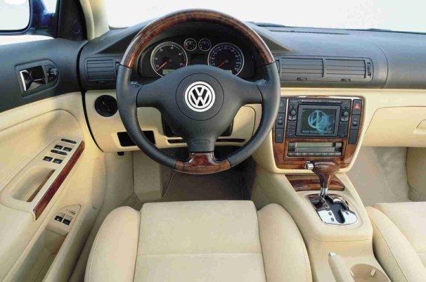 Volkswagen Passat (2000 r.)