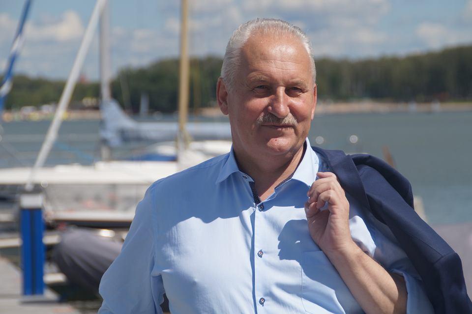 Gustaw Marek Brzezin, marszałek województwa warmińsko-mazurskiego
