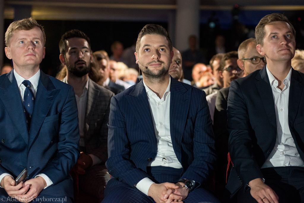 Wybory samorządowe 2018 w Warszawie. Sztab Patryka Jakiego stawia warunki dot. debaty kandydatów na prezydenta Warszawy