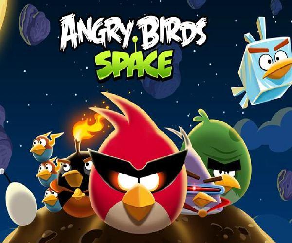 Kosmiczne Angry Birds