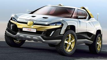 Poschwatta SUV Concept