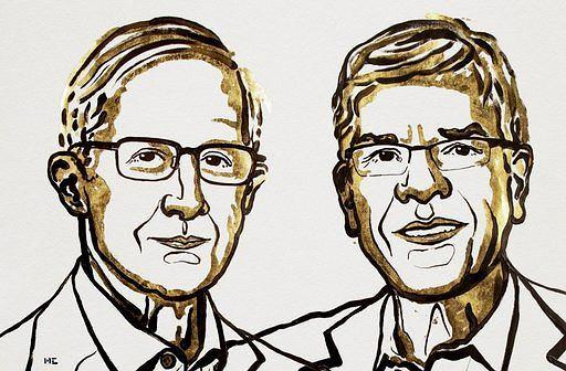William Nordhaus i Paul Roamer - laureaci ekonomicznego Nobla 2018