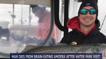Fabrizio Stabile zmarł w wyniku zakażenia 'mózgożerną amebą' w popularnym amerykańskim parku wodnym