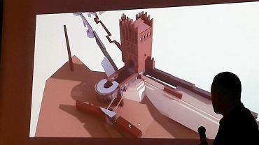 Prezentacja projektu przez Grzegorza Dżusa
