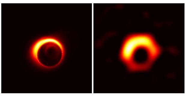 Naukowcy obserwują tajemnicze rozbłyski wydobywające się z czarnej dziury