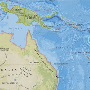 Silne trzęsienie ziemi w rejonie Vanuatu, ostrzeżenie przed tsunami