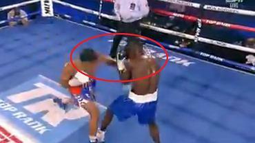 Elvis Rodriguez wygrał kolejną walkę. Znowu znokautował rywala [WIDEO]