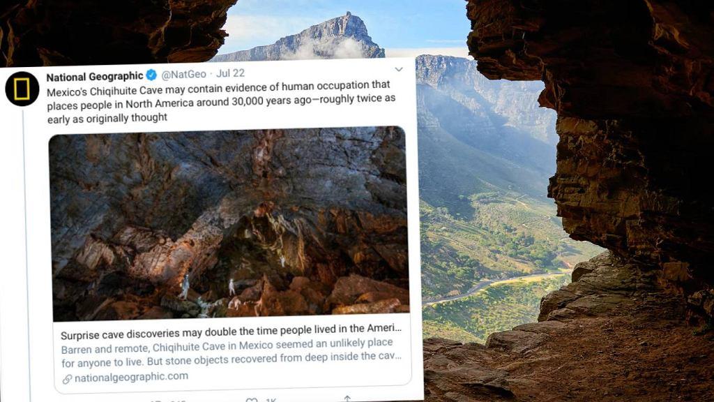 Naukowcy odkryli prehistoryczną jaskinię