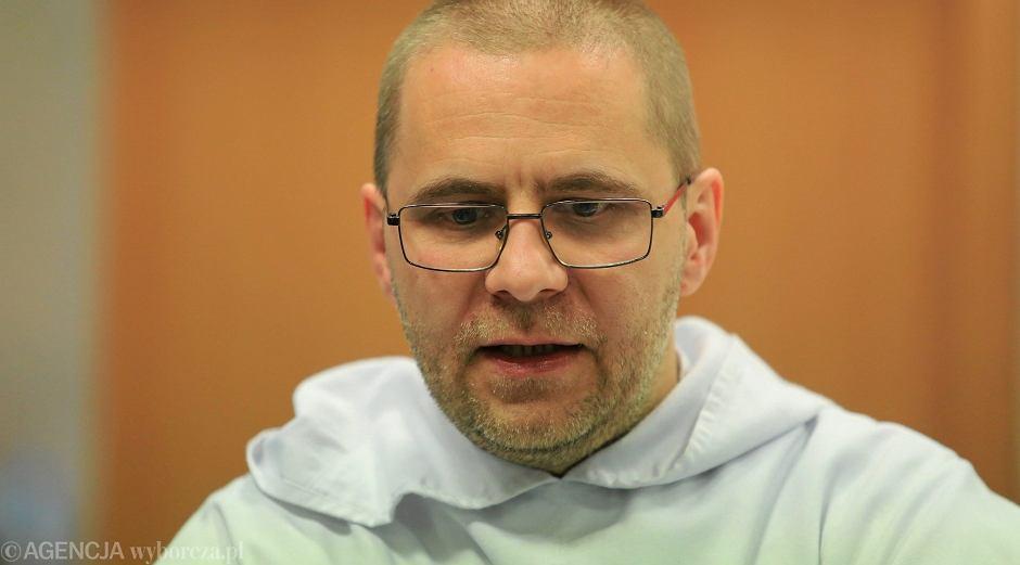 Dominikanin, ojciec Paweł Gużyński